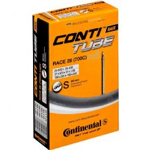 CONTINENTAL RACE 28 INNER TUBE - 700C X 18MM-25MM - 80MM VALVE